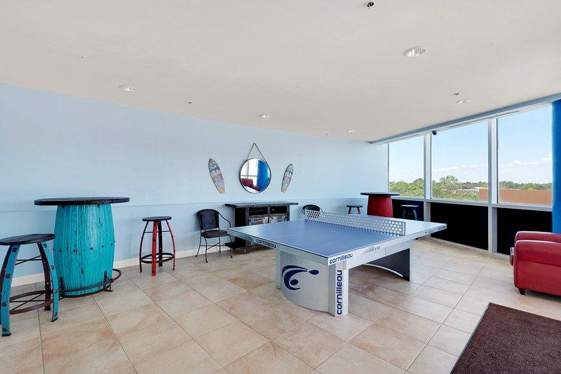 Splash Resort 1704e-Ping Pong Room