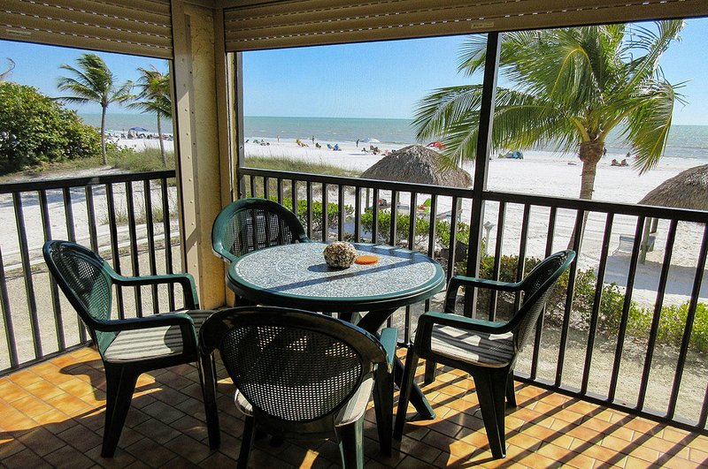 Estero Sands 103 - Fabulous View From Screened In Lanai