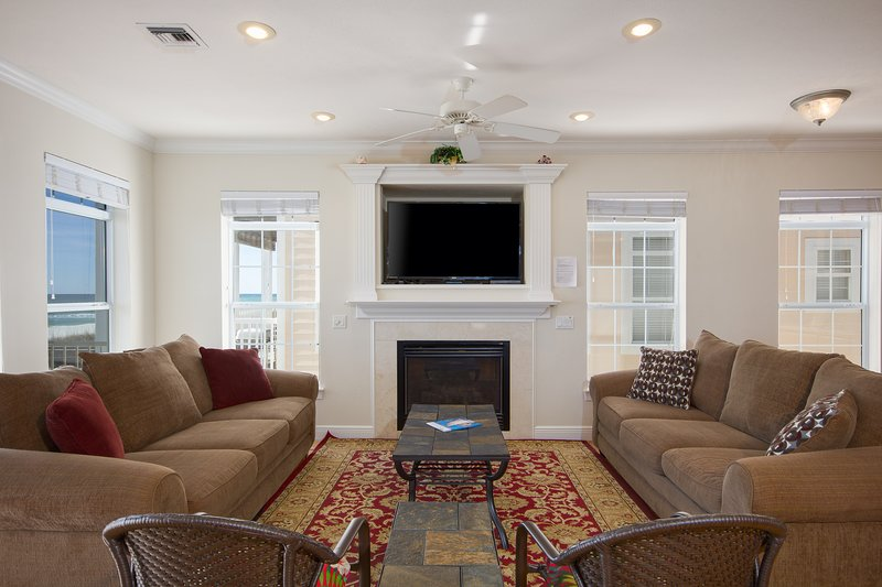20521 Front Beach Road | Sala de estar de Sunkist