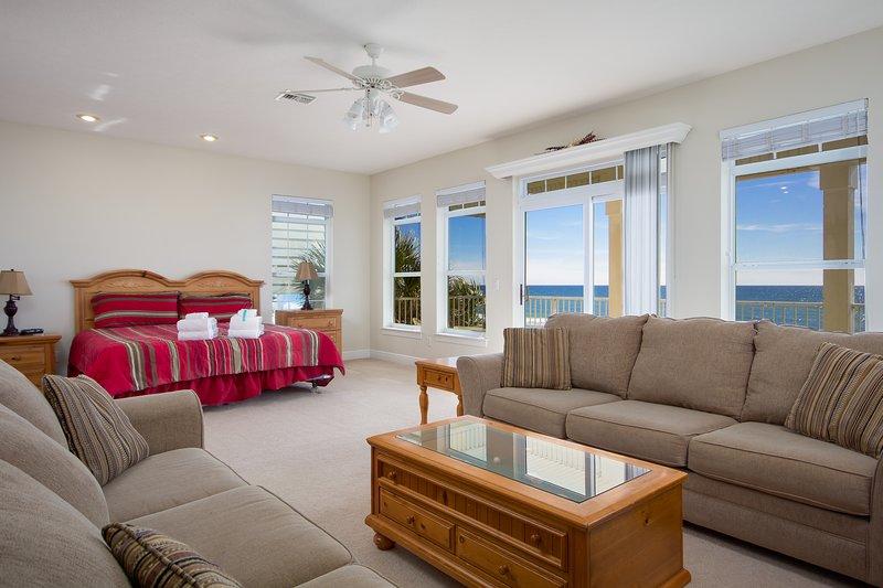 20521 Front Beach Road | Dormitorio principal de Sunkist