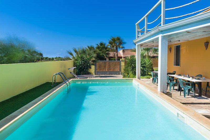 Villa Acquarium - Gallipoli, holiday rental in Marina di Mancaversa