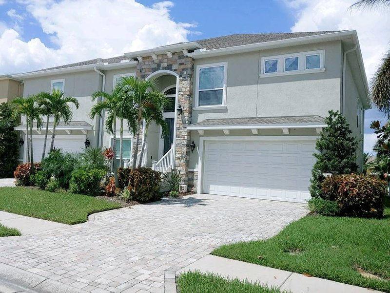 The Mini-Mansion on the Waterfront, holiday rental in Tarpon Springs