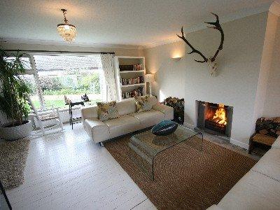 Beautiful Property 2 minutes walk from Croyde Beach, aluguéis de temporada em Croyde