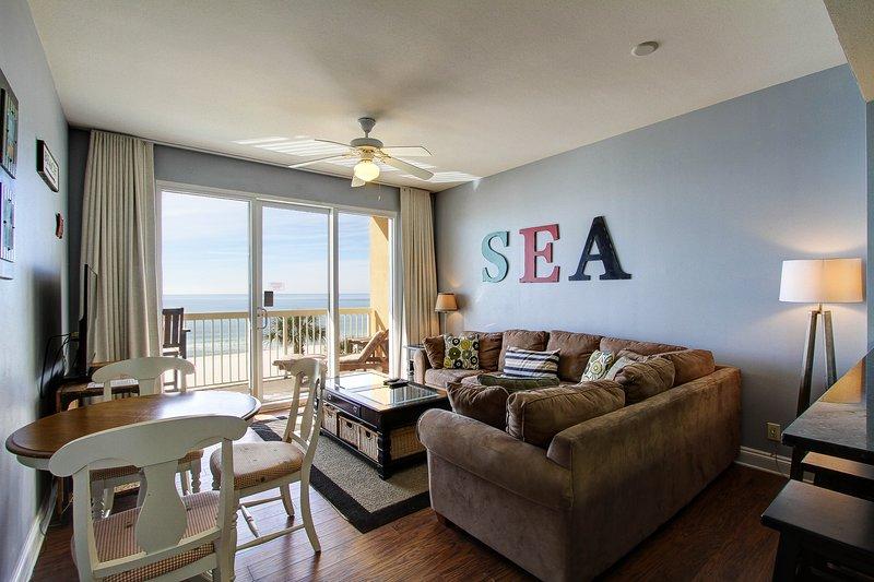 Calypso Resort 305w-Living Room