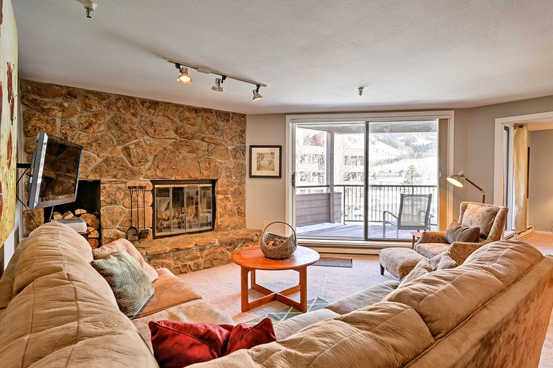 Make the most of your Summit County getaway at this vacation rental.