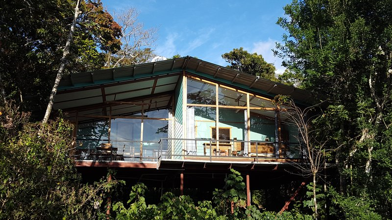 Above the Gulf Vacation House, Ferienwohnung in Nationalpark Monteverde