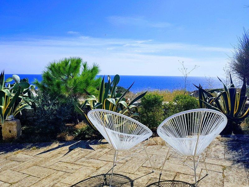 Villa Tina ai piedi del Faro di Leuca, holiday rental in Castrignano del Capo
