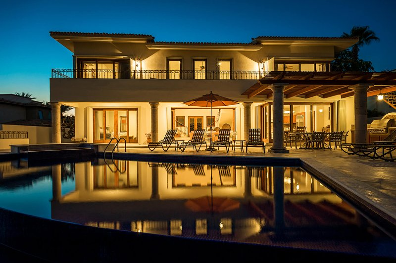 Experience luxury at it's finest when you stay at Villa Phoenix!
