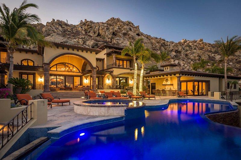 Villa de los Suenos, holiday rental in El Sargento