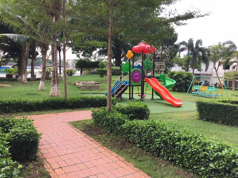 OUR CHILDREN PLAYGROUND AREA - NICE, CLEAN, SAFE.