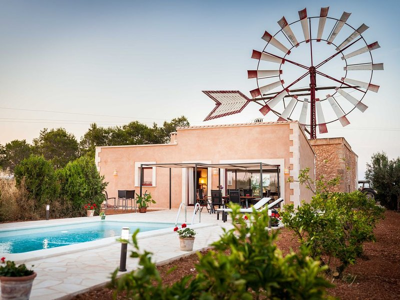 Es Moli Roig des Trenc, vacation rental in Campos