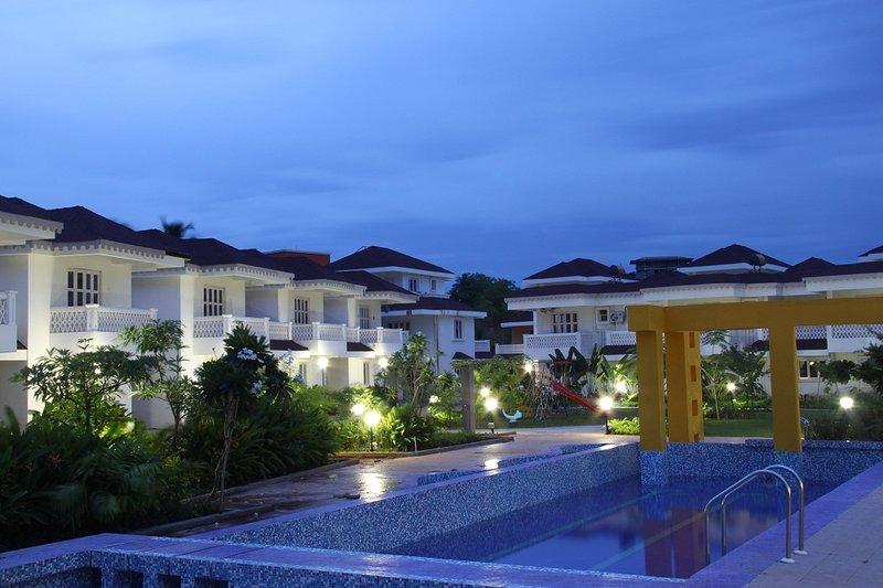 Classic 1-Bedroom Apartment at Colva, Goa, aluguéis de temporada em Sernabatim