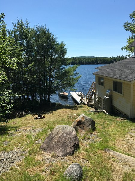 Edgewater Cottage, holiday rental in Sebec