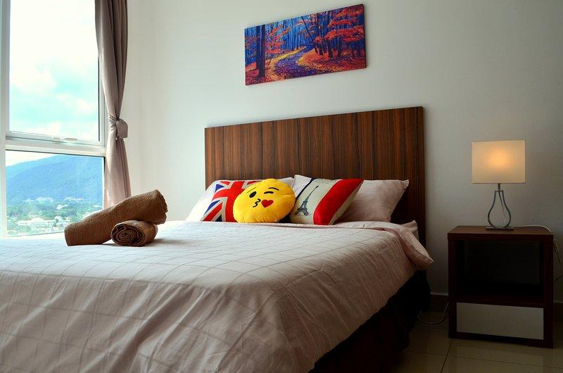 Luxury Studio George Town, Penang, holiday rental in George Town