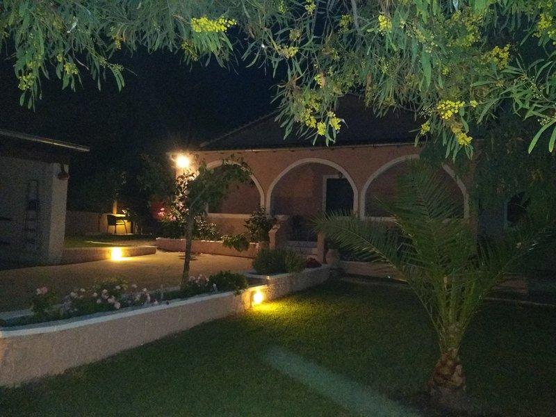 villa thanos, vakantiewoning in Gardenos