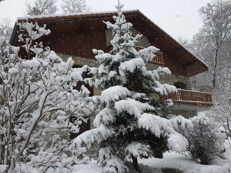 Appartement au coeur des stations de ski, vacation rental in La Lechere