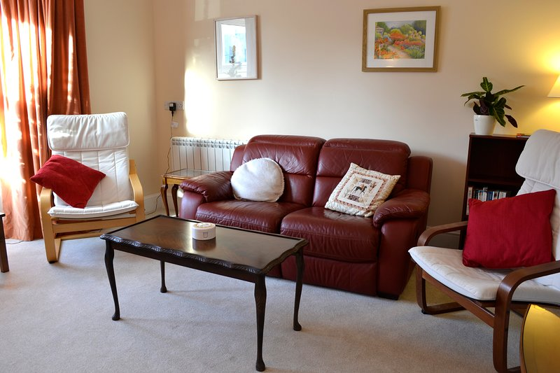 Bright, cosy,spacious holiday home in centre of village, vakantiewoning in Bampton