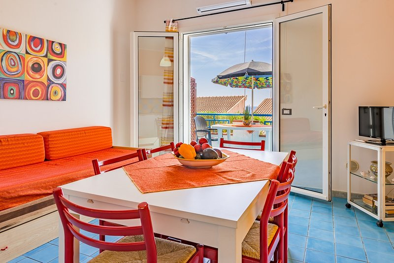 Lumia Standard, vacation rental in Sciacca