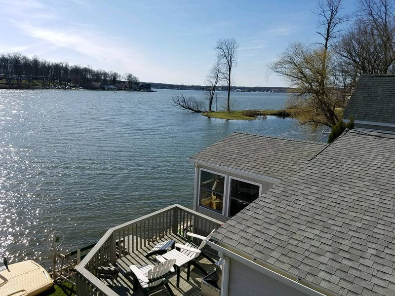 The Hideaway on Hamilton Lake, vacation rental in Hamilton