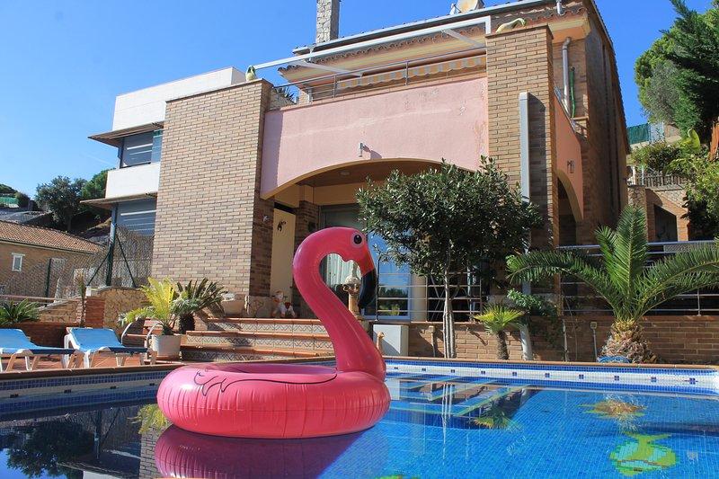 VILLA SOFIA, vacation rental in Calella