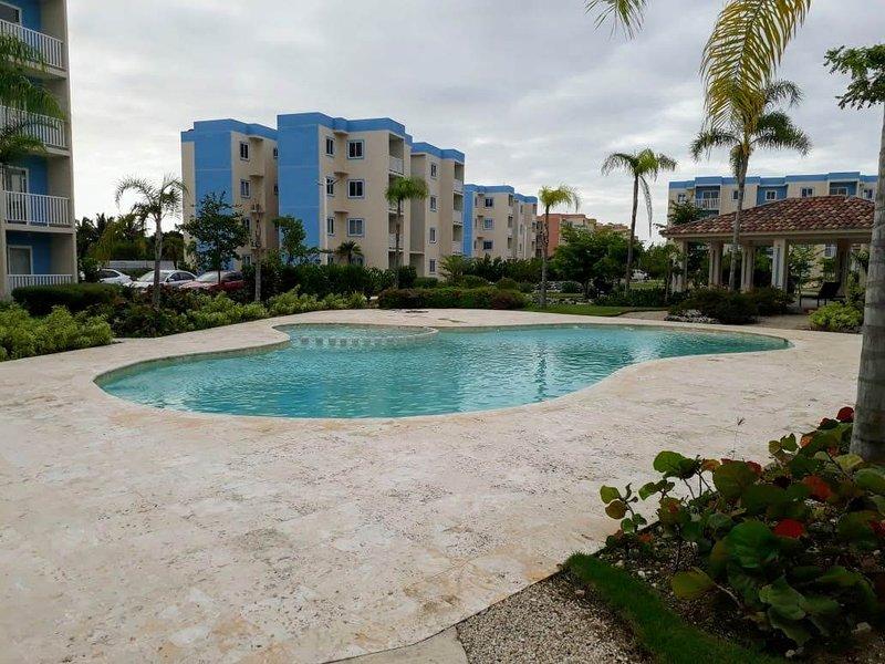 Punta Cana, Serena Village Apartamento I1-304, holiday rental in Bavaro