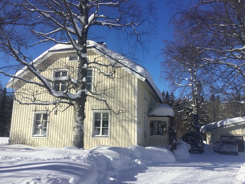 Julias Kammer - zur Biathlon-WM oder Slalom WM 2019! – semesterbostad i Jämtland and Härjedalen