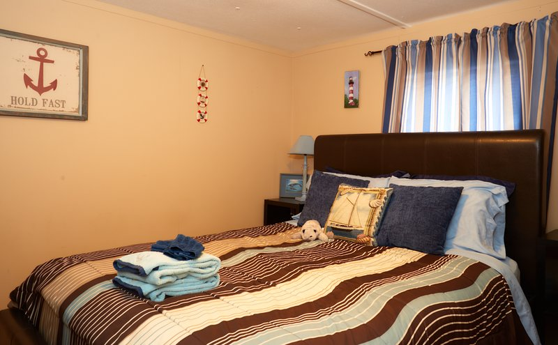 Pleasant Days Bed and Breakfast / Manatee room, alquiler vacacional en Homosassa