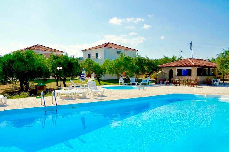 Villa Mikri Poli, holiday rental in Vasilikos