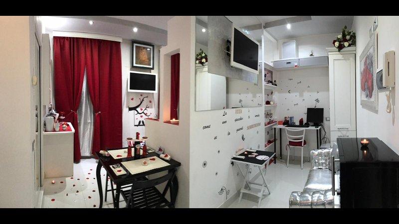 Fuga Romantica da Sissi, holiday rental in Santa Firmina