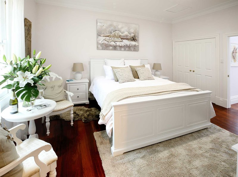 Blanc Suite: Romantic suite & day spa in the heart of Mundaring, Perth Hills, holiday rental in Greenmount