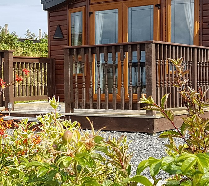 Self catering holiday lodge., holiday rental in Birsay