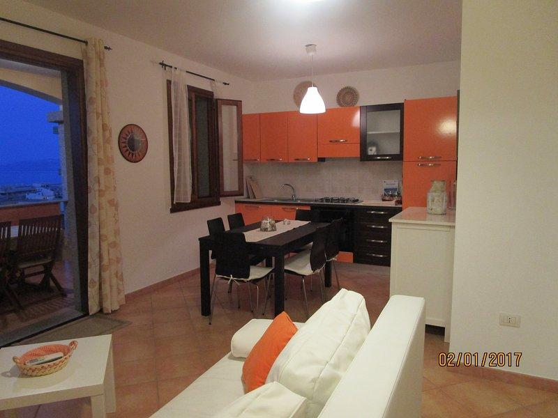 Vista mozzafiato e relax, location de vacances à Castelsardo