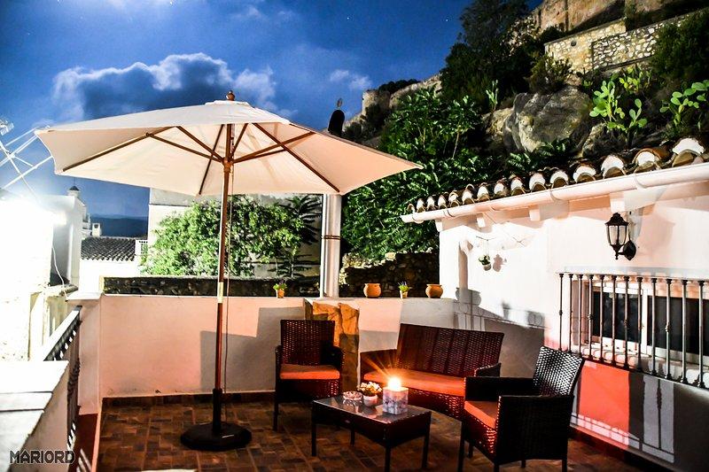 Casa Rural El Castillo, location de vacances à Domeno