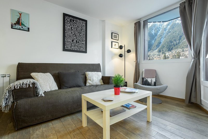 Apartment Grepon 3A Chalet in Chamonix