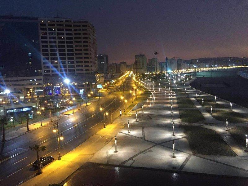 Loue appartement standing européen, holiday rental in Tangier
