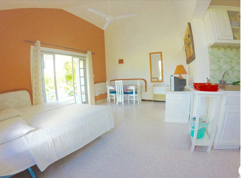 Estudio C12 - Mar Azul LAS TERRENAS Rep Dominicana, holiday rental in Las Terrenas