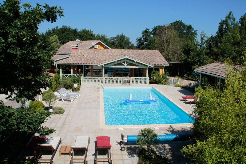 Domaine Jeff-les-pins, vacation rental in Carcans