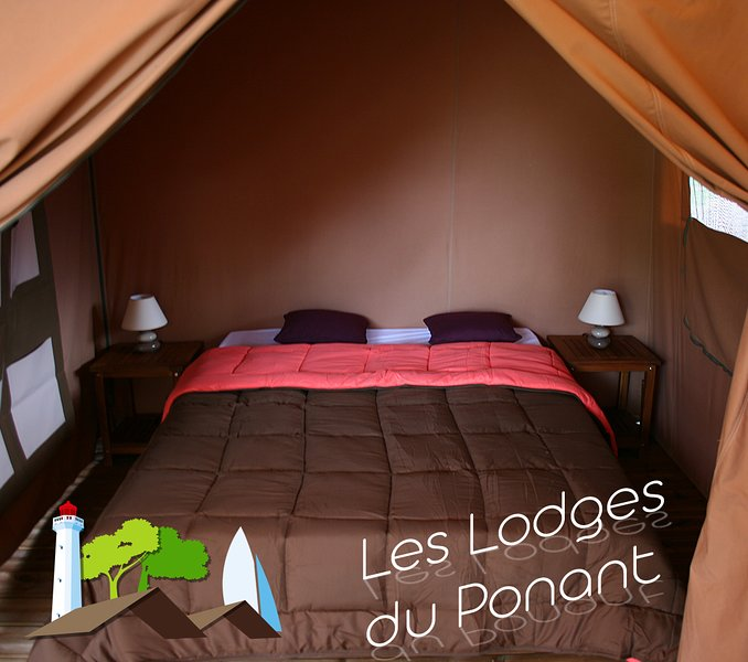 LES LODGES DU PONANT ÎLE D'YEU, holiday rental in Ile d'Yeu