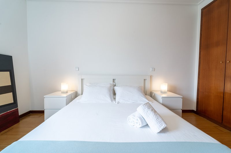 Spacious Apt. - 5min to INL and University of Minho, vacation rental in Braga