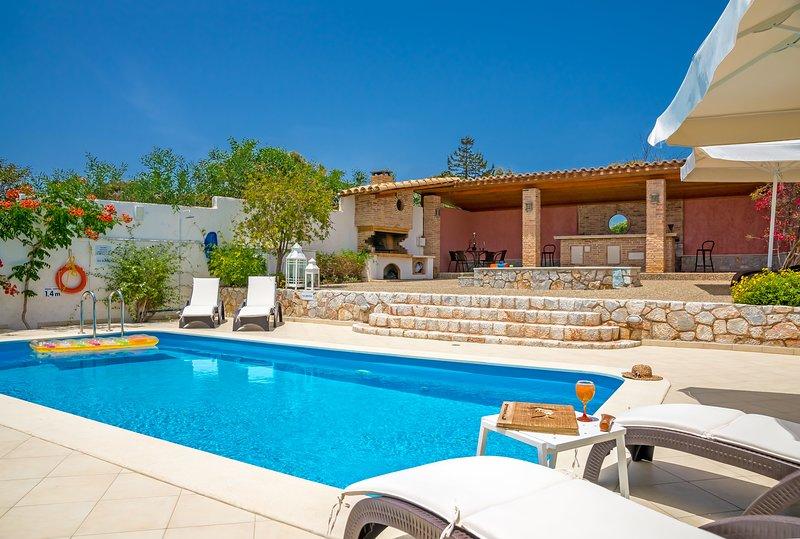 Villa Plumeria, alquiler vacacional en Chorafakia