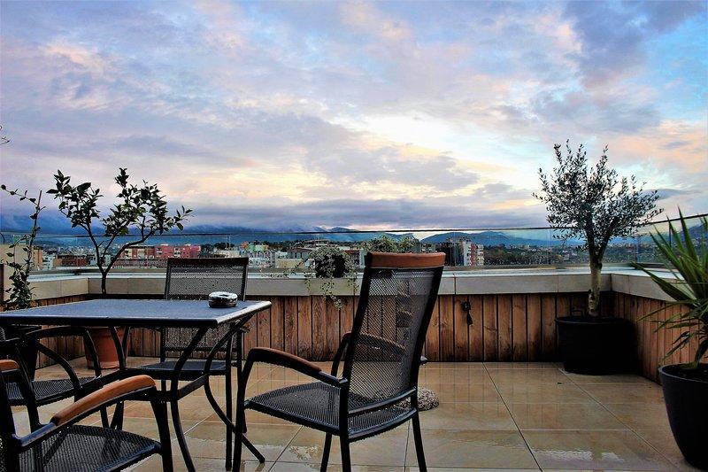 Tirana- Lake View Apartment, location de vacances à Mullet