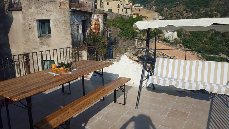 Terrazza Adamo, vacation rental in Santa Caterina dello Ionio