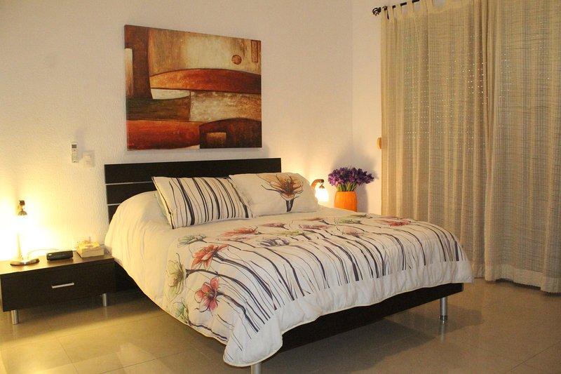 Departamento amplio, excelente ubicación en el corazón de Playa del Carmen.