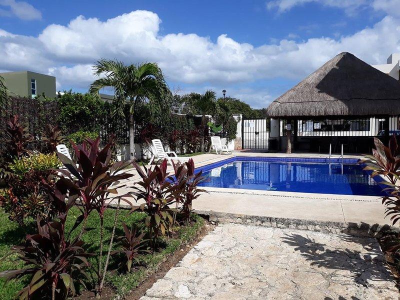 Acogedor departamento, location de vacances à Playa Paraiso