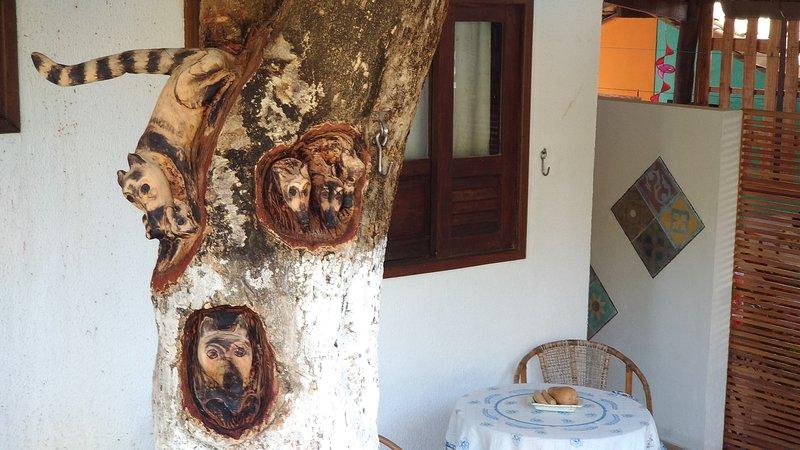 Pontal dos Sonhos- Chalé Praia Árvore, holiday rental in Coruripe