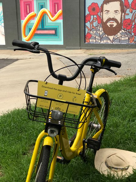 Vélos et scooters à louer sur Beltline
