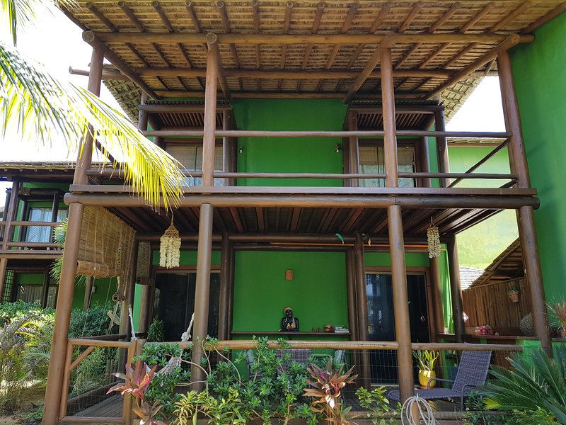 House of rental Beach Itacimirim, location de vacances à Jenipabu
