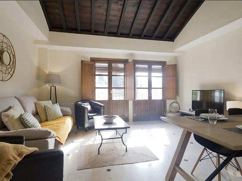 Dúplex Farahuit - Albayzín, vacation rental in Viznar