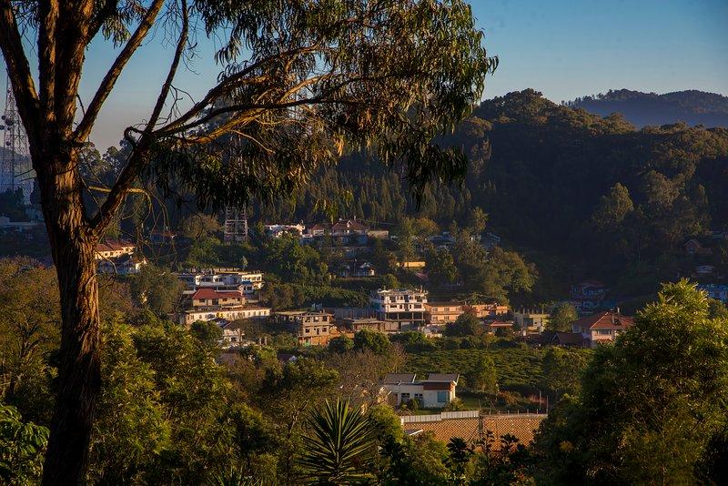 Vista desde villa 2
