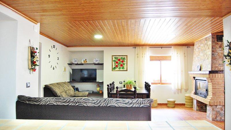 CASA RURAL LOS TEATINOS, location de vacances à Sisante